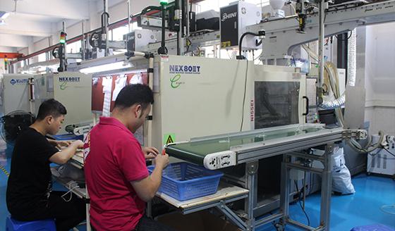 环科模具-生产加工团队