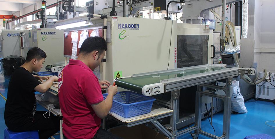 环科模具-注塑件量产