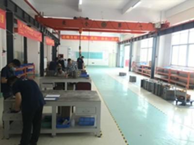 环科精密-产品加工设备