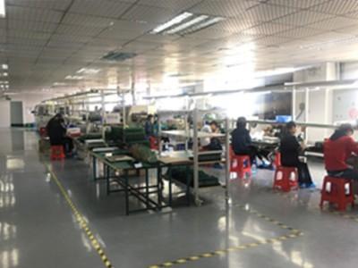 环科精密-生产厂房